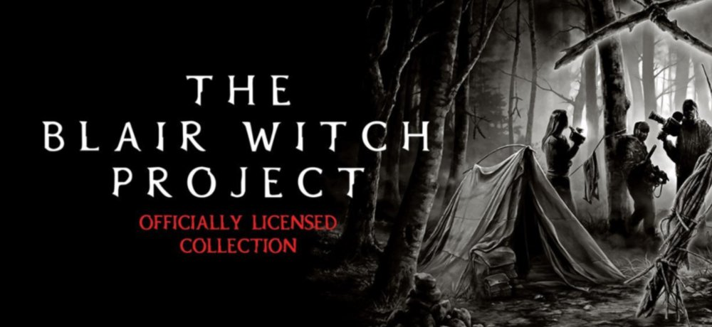 Fright-Rags Celebrates 20 Years of THE BLAIR WITCH PROJECT with New Apparel Collection