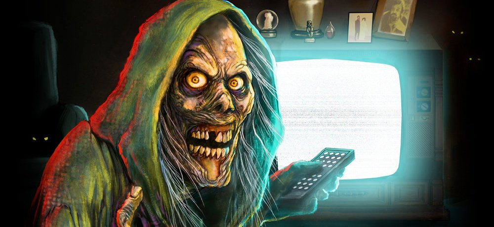 From SDCC: Check Out the Poster for Shudder's Upcoming CREEPSHOW Series