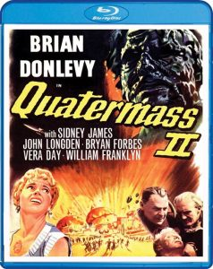 Quatermass II & Quatermass and the Pit – Blu-ray Review