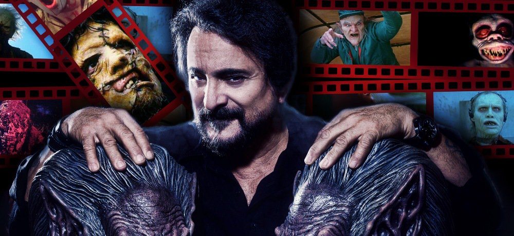 Release Details and Cover Art for Tom Savini's Official Biography SAVINI