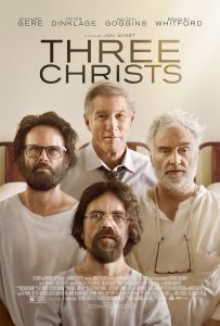 Movie Review – THREE CHRISTS