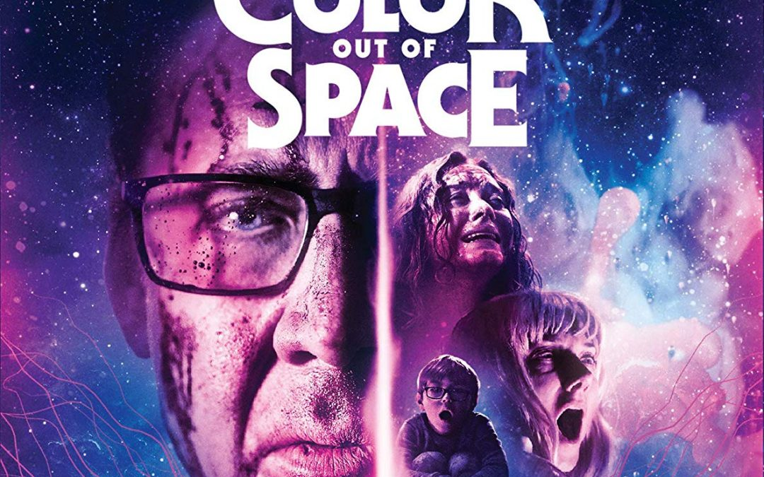 Blu-ray Review: COLOR OUT OF SPACE