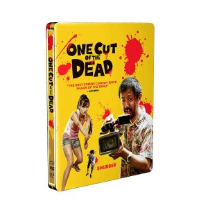 Blu-ray Review: ONE CUT OF THE DEAD
