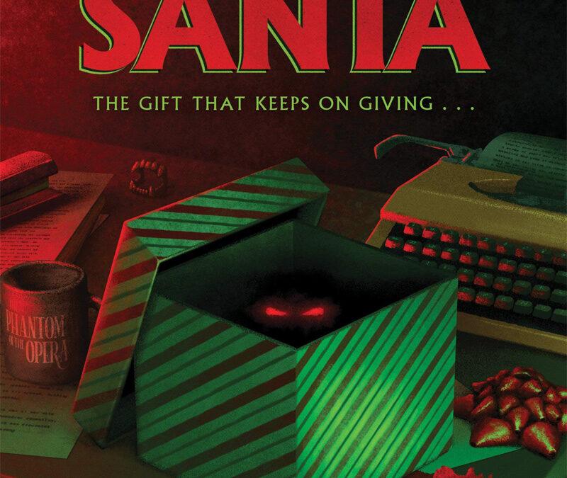 Book Review: SECRET SANTA