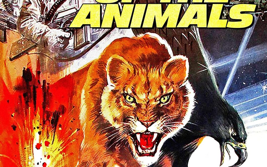 Blu-ray Review: DAY OF THE ANIMALS