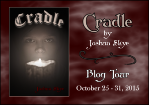 'Cradle' Blog Tour: Themes, Fears & Frustrations
