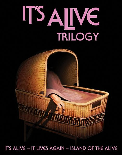 It's Alive Trilogy – Blu-ray Review