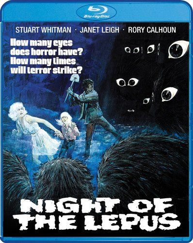 Night of the Lepus – Blu-ray Review