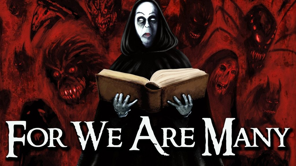 Hex Studios Unleashes A Legion of Demons In 'For We Are Many'