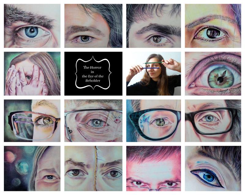 Horror in the Eye of the Beholder: The Art of Marta Oliehoek