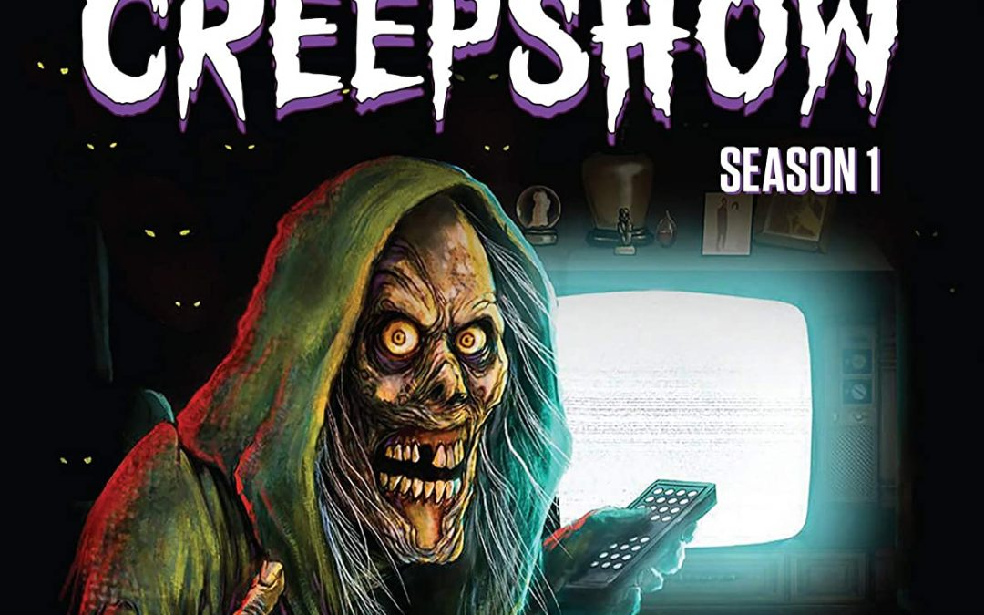 Blu-ray Review: CREEPSHOW