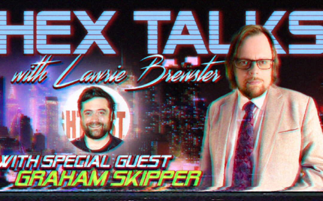 Channel Hex Launches Retro Horror Chat Show HEX TALKS