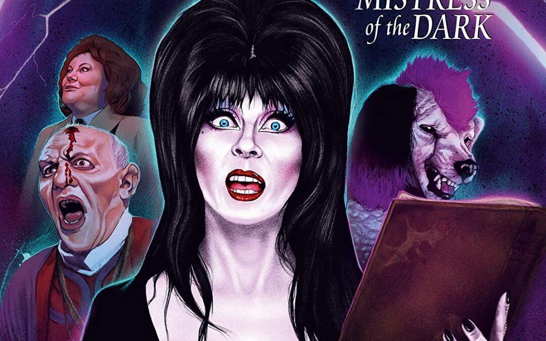Blu-ray Review: ELVIRA: MISTRESS OF THE DARK