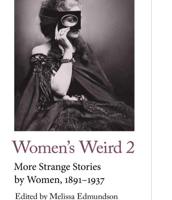 Book Review: WOMENS WEIRD 2