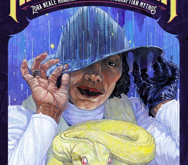 Book Review: RAINBRINGER: ZORA NEALE HURSTON AGAINST THE LOVECRAFTIAN MYTHOS