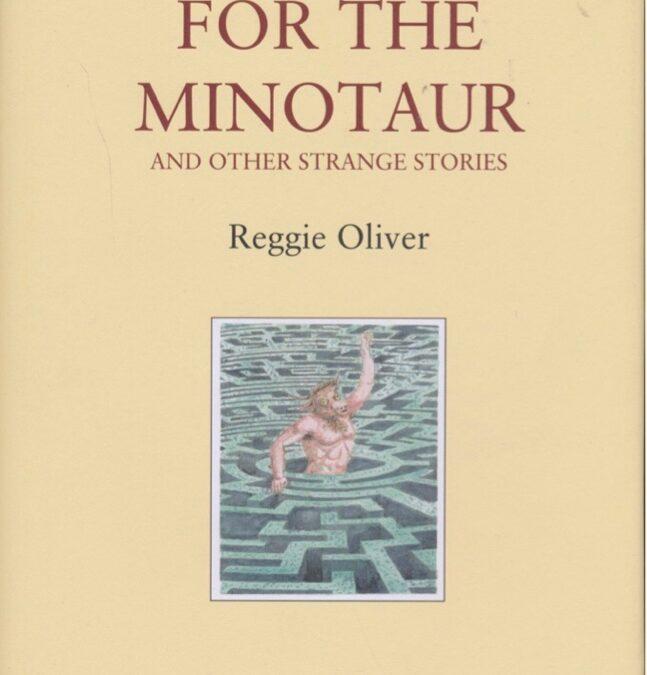 Book Review: A MAZE FOR THE MINOTAUR