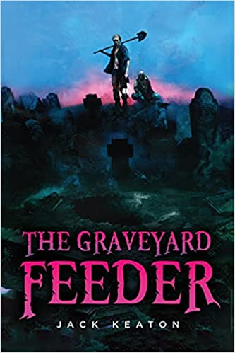 Book Review: THE GRAVEYARD FEEDER